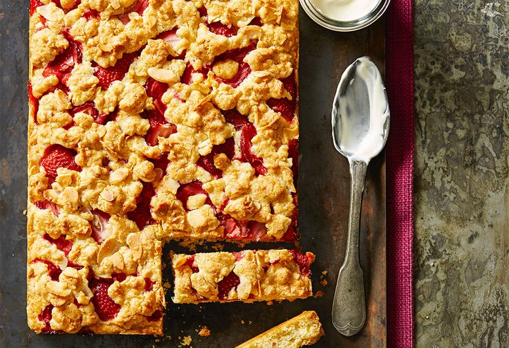 Be the star of the bake sale with this sweet oat slice.