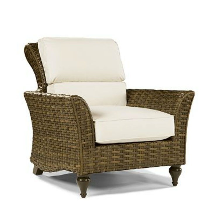 Bali Hand-Woven Synthetic Wicker Chair