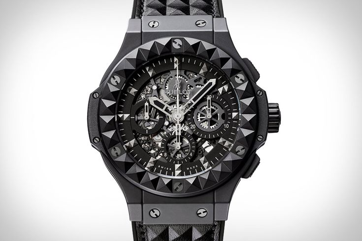 Depeche Mode x Hublot Big Bang Watch - and if price is not an object, this watch would be mine!!!