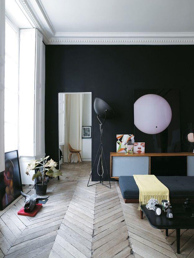 Darkinspiration & THAT floor- desire to inspire - desiretoinspire.net