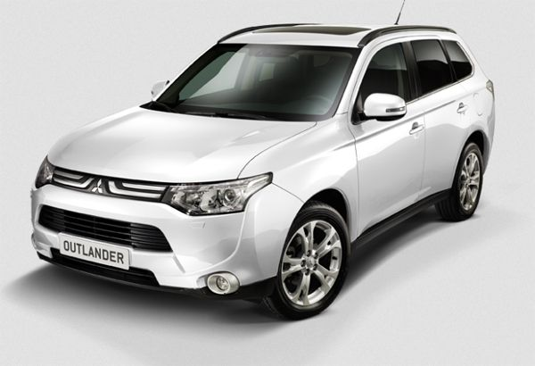 With the launch of the 2014 Mitsubishi Outlander, Mitsubishi will enter in the 3rd generation of the popular SUV lineup that offers seven se...