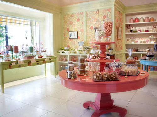 Interior Design Ideas From Candy Shop[   Google Search