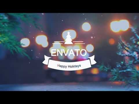 After Effects intro template | Snowman Intro + Free Download
