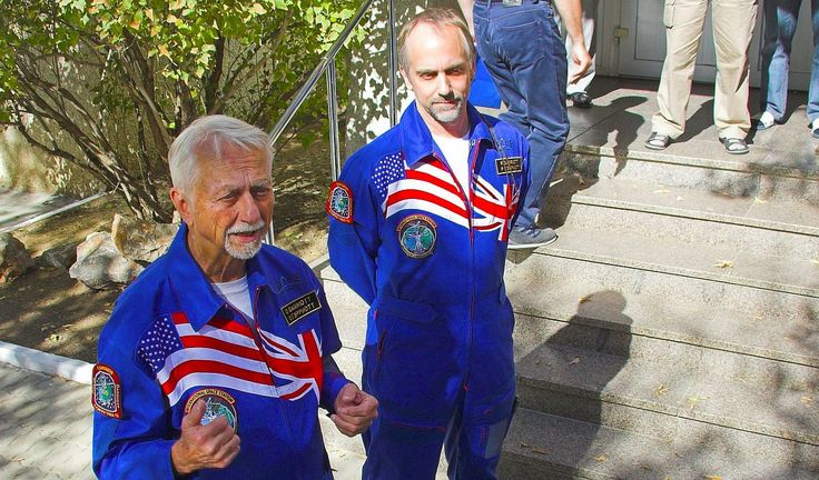 Richard Garriott and his father Owen, the only father/son American #astronaut duo, will be giving a public interview about their experiences in #space at a special #ExplorersClub event next week.  http://ultimacodex.com/2013/08/see-richard-owen-garriott-talk-about-space/