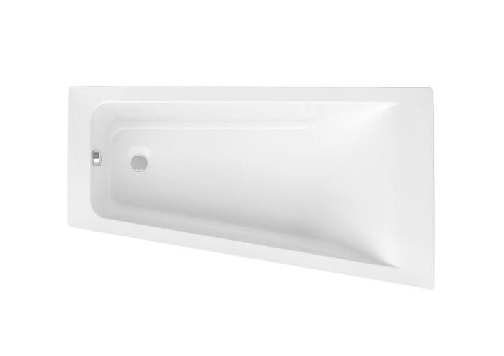 Asymetryczna narożna wanna akrylowa (Prawa)   Wanny akrylowe   Według materiału   Wanny asymetryczne i narożne   Wanny i domowe spa   Produkty   Roca
