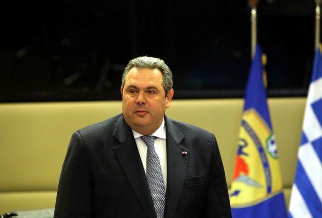 Συνάντηση Πάνου Καμμένου με την στρατιωτική ηγεσία του Κουβέιτ: Επίσημη επίσκεψη στην Ελλάδα πραγματοποιεί η στρατιωτική ηγεσία των Ενόπλων…