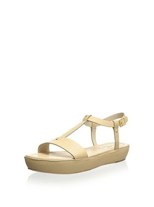 Elizabeth and James Women's Cree Ankle-Strap Sandal (Natural Leather) MyHabit.com