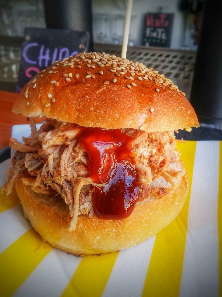 Da MERCOLEDI. Avrete un nuovo mito.. un nuovo sogno.. un nuovo Sacro Graal mangereccio. Il NOSTRO special Pulled Pork Sandwich. Semplicemente..... epocale. #sogood #roma #aventino #circomassimo #pulledpork #sandwich #food #foodporn #pork #dafareaROMA