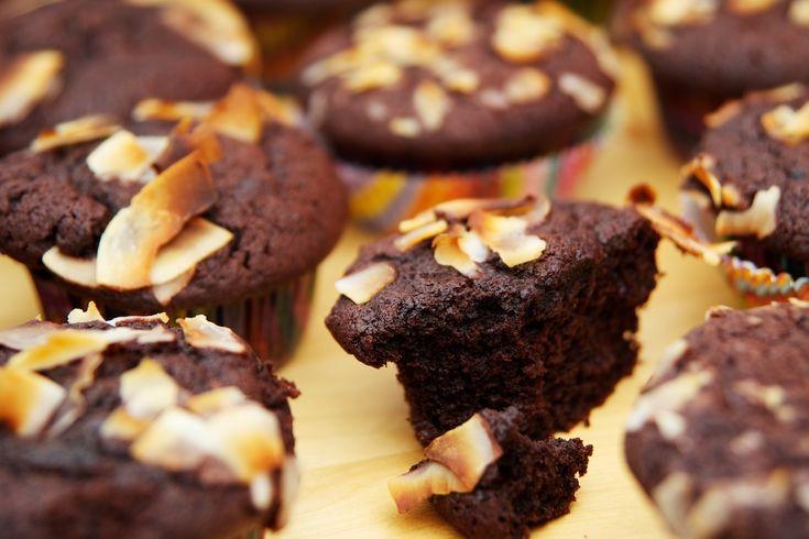 Magdalenka.cz  » Recept   » Čokoládové muffiny z červené řepy