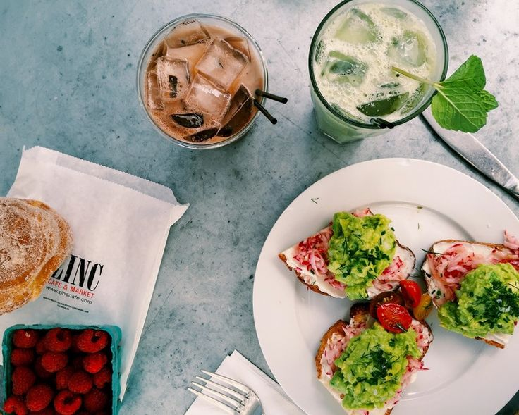 Zinc Market and Café in Laguna Beach Is Your New Breakfast Favorite