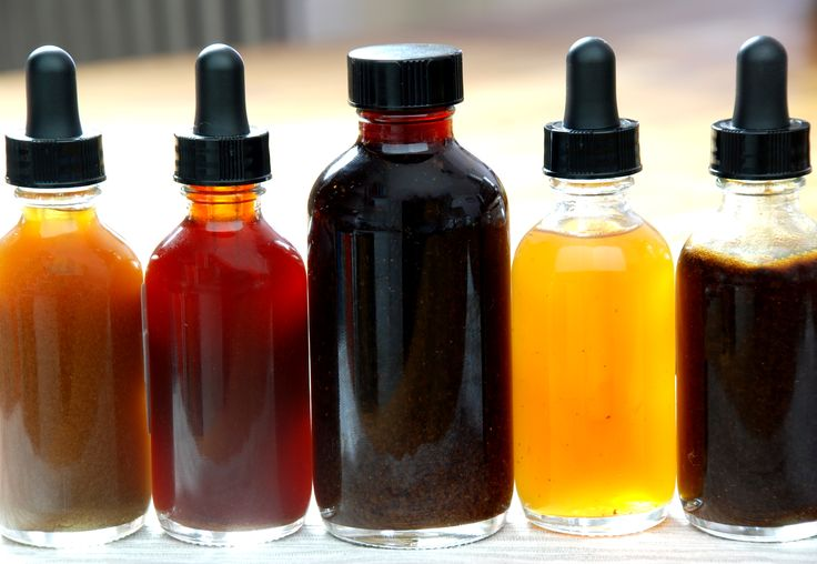 Infused bitters