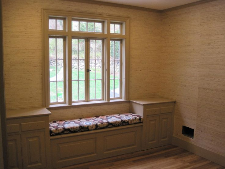 Bay Window In Kitchen How To Build A Bench Leather Benches