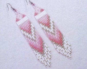 seed bead earrings – Etsy