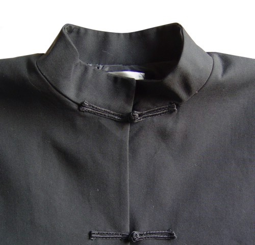 17 best images about mandarin collar m on pinterest for Chinese collar shirts for men