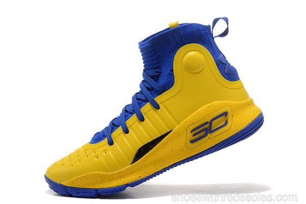 2dacb775c799 Curry 4 Size US 7.5 10.5 9 Warriors Gold Royal