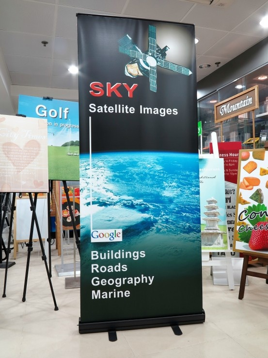 Exhibition Stand Banner Design : Best banner stands lists images on pinterest