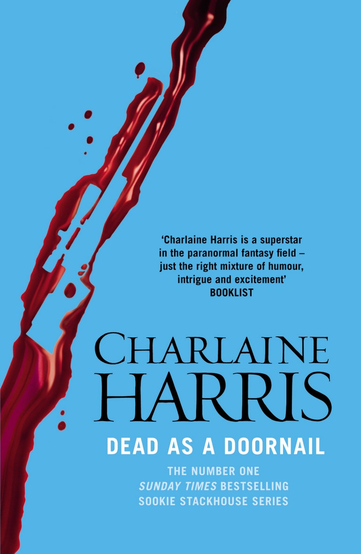 Dead As A Doornail (sookie Stackhouse #5) Now Sookie's Brother Jason's Eyes  Are