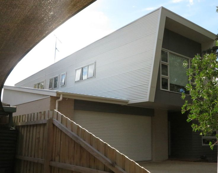 Ocean Grove Roof and Wall Cladding Project