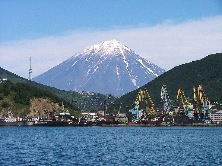 Kamchatka, Russia / northern Asia