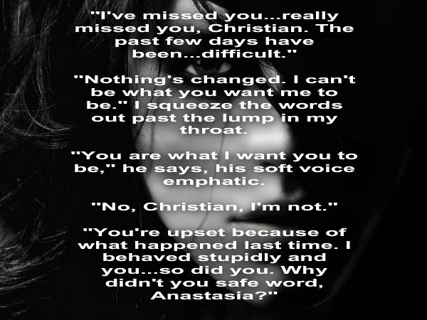 50 Shades Of Grey Dirty Quotes Magnificent 14 Best Fifty Shades Darker Images On Pinterest  Christian Grey 50