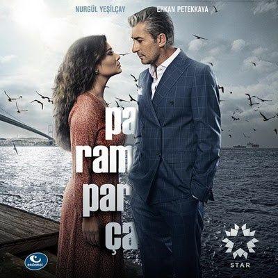 Paramparça (en español: Piezas rotas) es una serie de televisión turca de 2014, producida por Endemol y emitida por Star TV.     Argument...