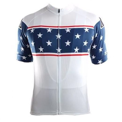 America USA National Pro Cycling Jersey – Online Cycling Gear