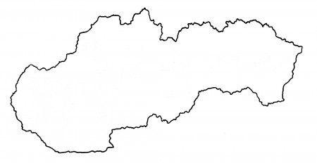 Slovensko obrys