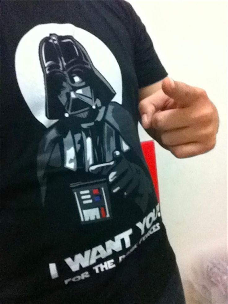 I want you!  Star Wars Collections are always cool!  I WANT YOU Oleh authenteecs