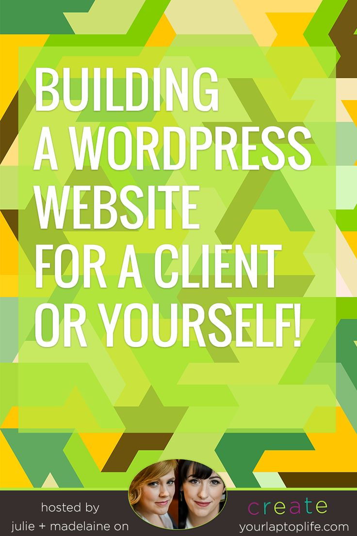 """Building a WordPress website for a client of for yourself.(And build a client relationship in the process!) A client may well commission you to build a website for them while believing the old saying """"if we build it, they will come"""". We know that is not true. Here's some advice to help you, and your client think ahead."""