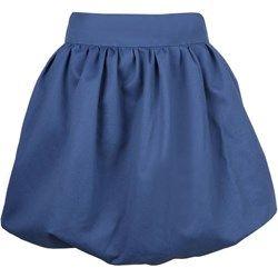 Spódnica dżinsowa bombka