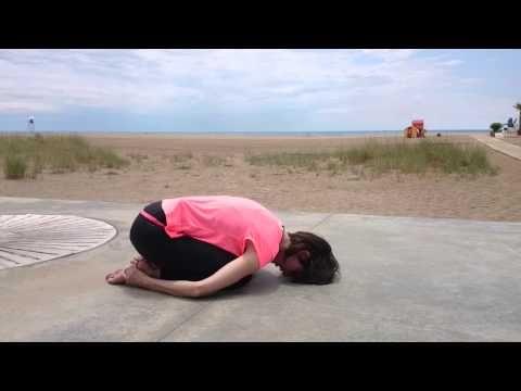 Défi 21 Jours de Yoga - Jour 1 - Posture de l'enfant