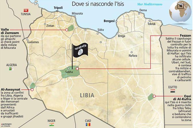 Dove si nasconde l'#Isis? Where is the #Is hiding?     #articolo #mappa #daesh #isil  #jihad #terrorismo #terrorism #sirte #map #article #lastampa #notizie #news #guerra #war #libya #libia #haftar #geopolitica #geopolitics #relazioniinternazionali #internationalrelations #africa   https://twitter.com/GfZucchi/status/893795722428010497