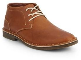 Kenneth Cole Reaction Desert Leather Chukka Boots