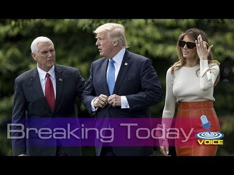 President Trump Latest News Today May 9/2017 , Happening Now , First Lady fashion Melania Trump. - https://www.fashionhowtip.com/post/president-trump-latest-news-today-may-92017-happening-now-first-lady-fashion-melania-trump/