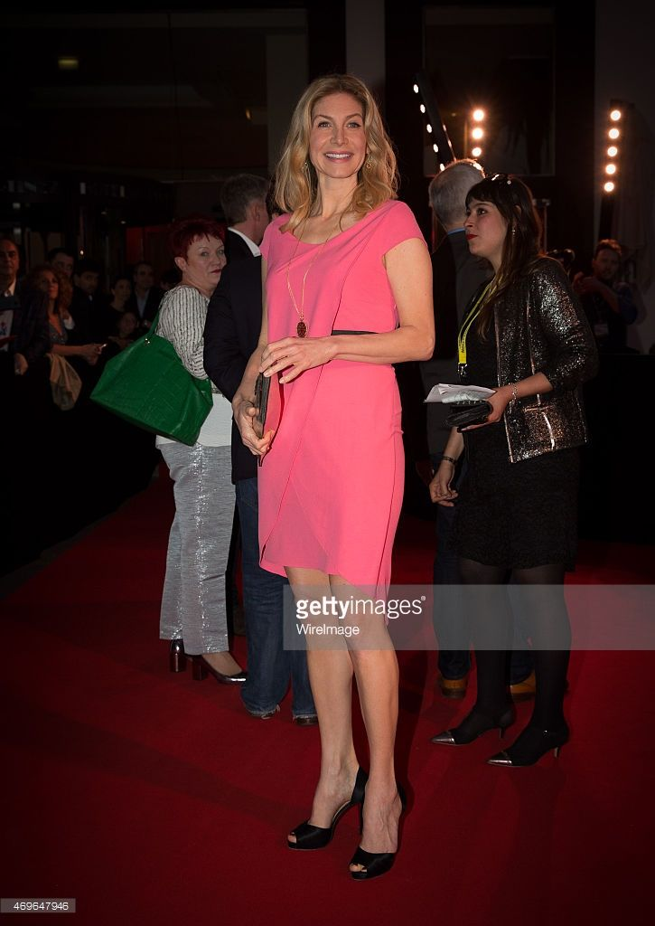 Elizabeth Mitchell attends the MIPTV 2015 opening party at Hotel Martinez on April 13, 2015 in Cannes, France.