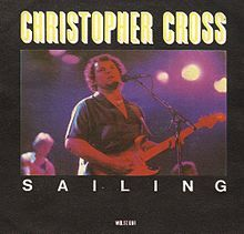 """1981 Grammy for Record of the Year: """"Sailing,"""" Christopher Cross"""