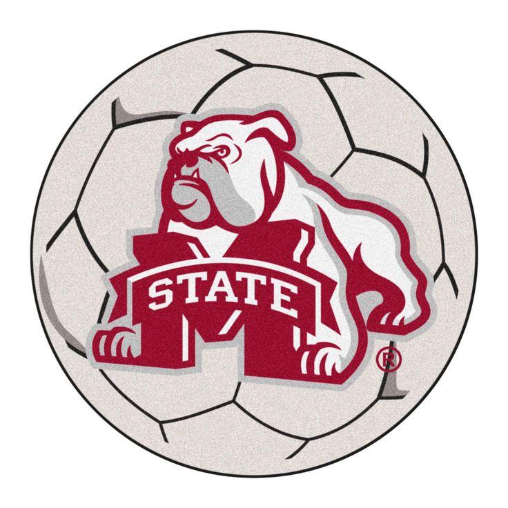 Mississippi State Soccer Ball