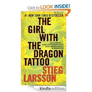 #2: The Girl with the Dragon Tattoo: Book 1 of the Millennium Trilogy
