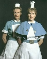 The Royal Masonic Hospital uniform circa 1970-90