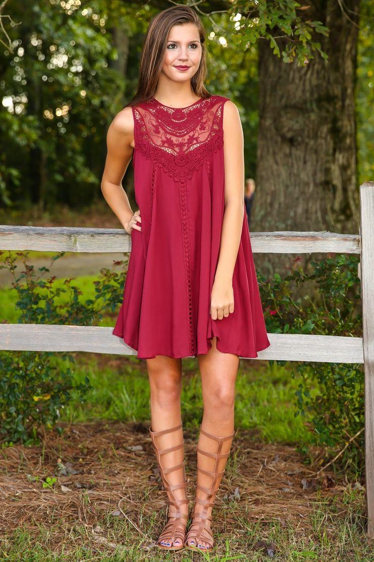 E red dress boutique net