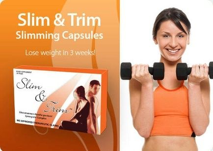 Slim & Trim Slimming Capsules Manufactured By Natures Way Lose weight in 3 weeks, it contains 30 capsules in 1 box Price AU$38.00