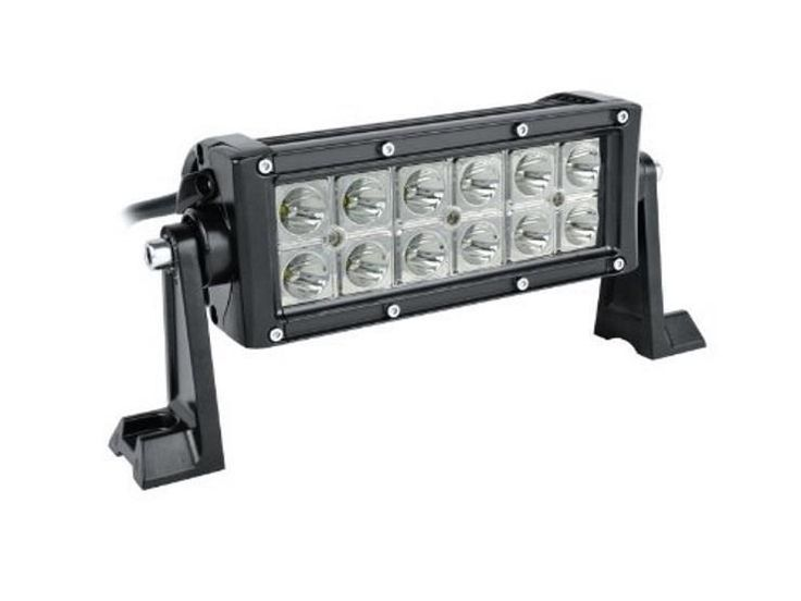 RZR 570 170 900S Totron Double Row LED 6 Inch Light Bar W/harness  #TLB3036