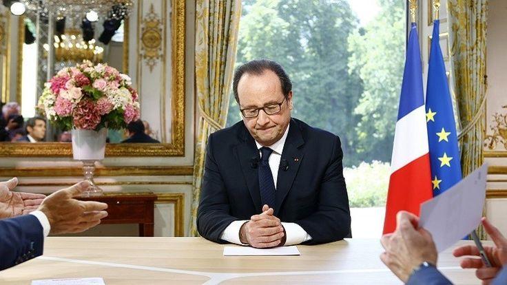 François Hollande moviliza 10.000 militares y extiende el estado de emergencia.