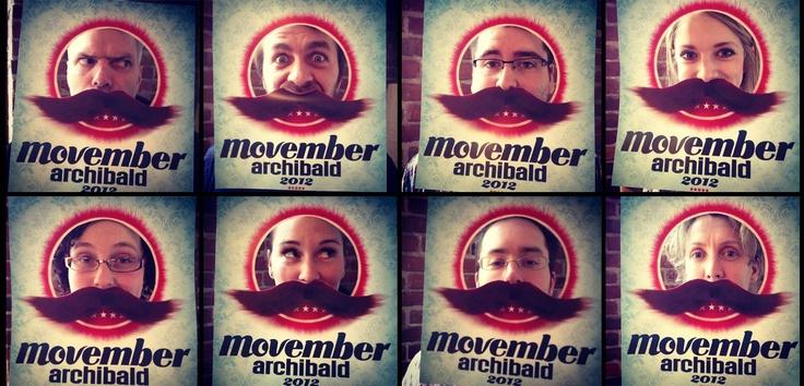 #bleuoutremer #movember #design #moustache