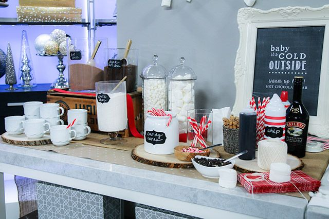 DIY your Holiday Party