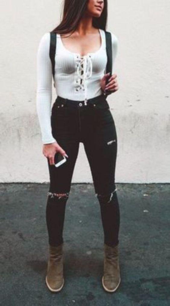 19 süße Back To School Outfits für Schülerinnen und Schüler