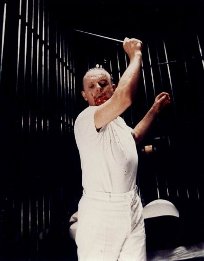Hannibal Lecter - Hopkins is the master!