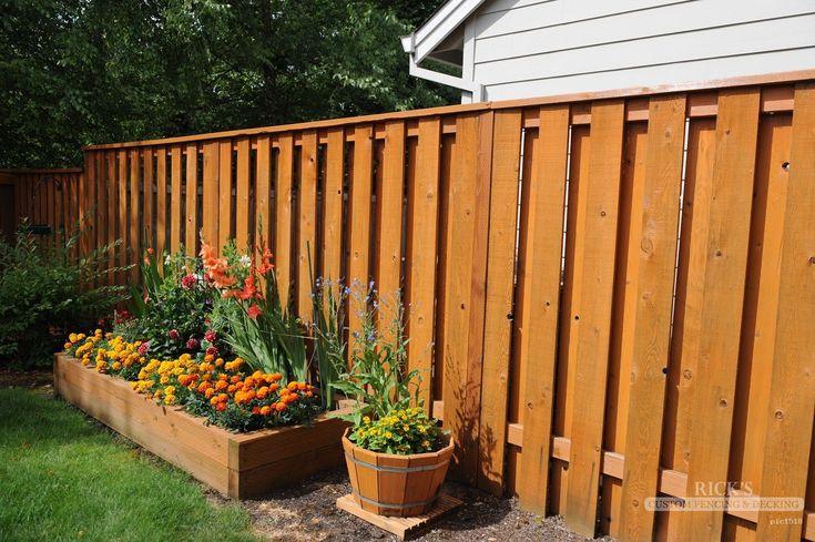 M s de 25 ideas incre bles sobre good neighbor en for Good neighbor fence