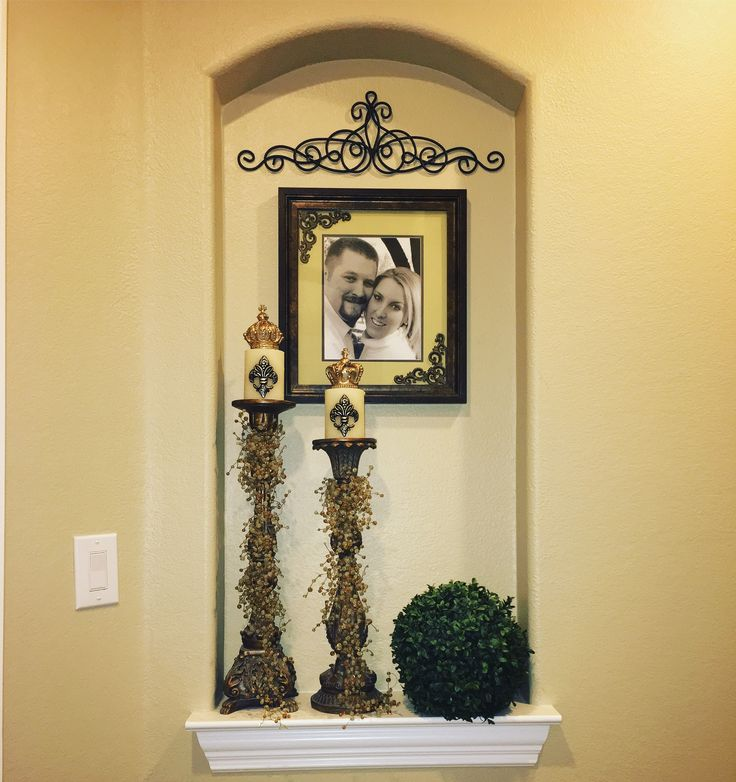 Fantastic How To Decorate Wall Cutouts Pictures - Wall Art Design ...