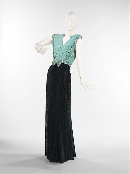 Date:      ca. 1932  Culture:      American (probably)  Medium:      silk